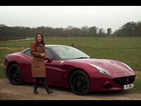 Ferrari California T >> Lihat Ferrari California T Review Oto