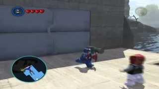 preview picture of video 'Гайд: Как делать больших и маленьких персонажей в Lego Marvel Super Heroes + многое другое'