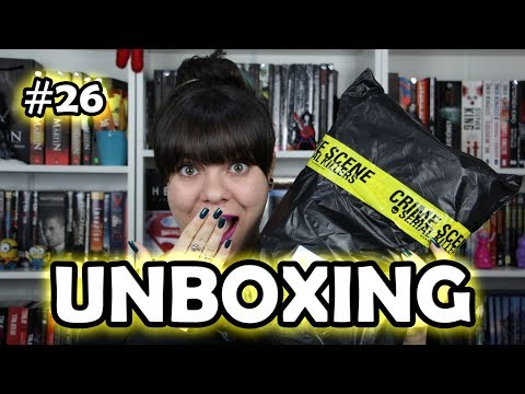 Unboxing DarkSide Books #26