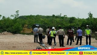 PN Kayuagung Eksekusi Lahan Warga secara Paksa untuk Pembangunan Jalan Tol Pematang Panggang