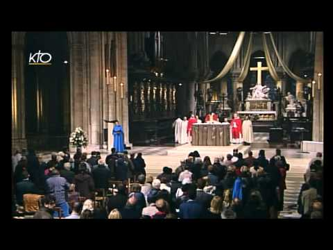 Messe du 18 octobre 2013