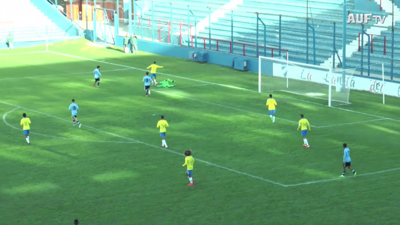Uruguay 1 - 2 Brasil | 25/6/19 (Resumen)