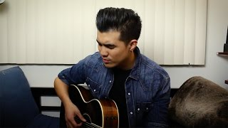 Say You Wont Let Go  James Arthur Joseph Vincent Cover