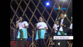 Voice Of Borneo Tabalong Ethnic Festival V Tahun 2016 (Paris Barantai)
