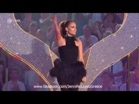 Jennifer Lopez - On The Floor (Live at Wetten, Dass..? - Spain 2011)
