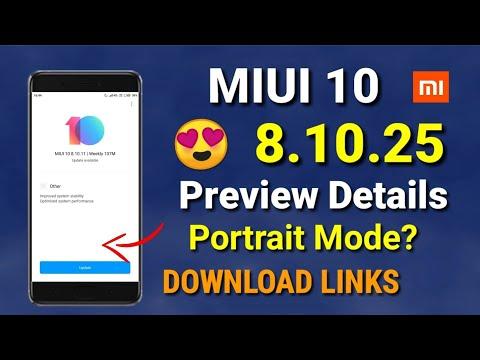 UPDATE!!!! Rom Miui 10 8 10 25 Redmi Note 4/4x  - смотреть онлайн на
