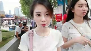 """馮提莫Fengtimo """"說散就散"""" Cover JC In 上海戶外 外灘"""