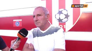 Никола Спасов: Доминирахме през цялото време и заслужено победихме