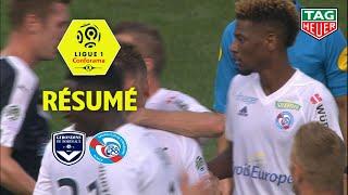 Girondins de Bordeaux - RC Strasbourg Alsace ( 0-2 ) - Résumé - (GdB - RCSA) / 2018-19