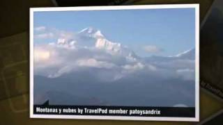 preview picture of video 'Trekking de despedida en el Himalaya Patoysandrix's photos around Pokhara, Nepal (photography)'