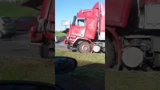 Авария на логойском тракте