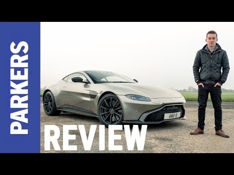 Aston Martin Vantage Coupe Review Video