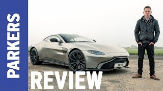 Aston Martin Vantage (2018) Review | Is The Baby Aston Worthy Of The Badge?
