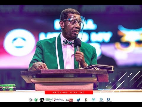 RCCG 7th March 2021 Holy Ghost Service Thanksgiving