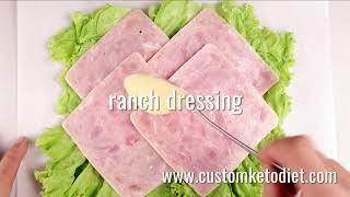 The Rise of Keto Ham & Cheese Wraps - keto diet recipes