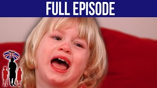 Girls say so many dirty words that make friends leave | The Doyle family full episode | Supernanny