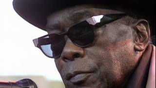 John Lee Hooker - Serves Me Right To Suffer - 10/10/1992 - Shoreline Amphitheatre (Official)