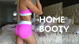 HOME BOOTY CIRCUIT | Tammy Hembrow