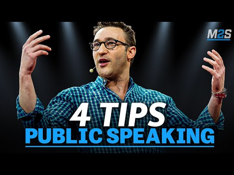 , title : '4 Tips To IMPROVE Your Public Speaking - How to CAPTIVATE an Audience