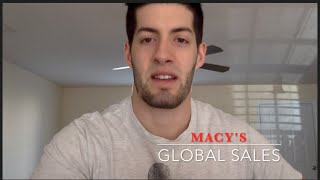Macy's First Training Day! - Nov 11, 2015