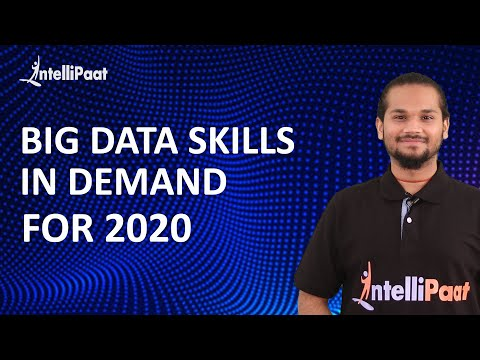 Big Data Skills in Demand for 2020 | Big Data Architect Roles and ...