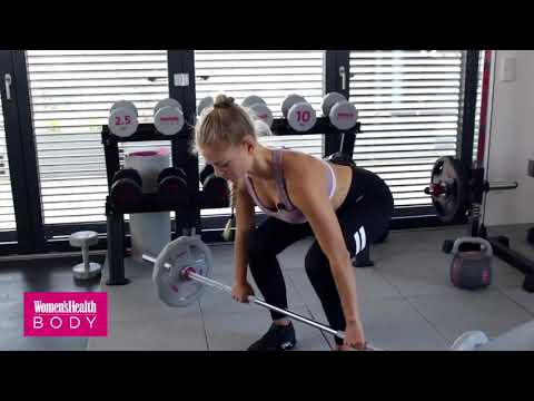 Women's Health – Langhantel-Set 80 KG | Gorilla Sports