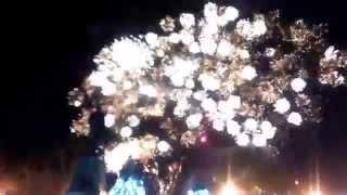 Новый год 2015 Севастополь Салют
