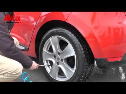 A107 Tyre Repair Kit