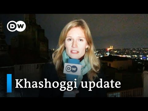 Khashoggi update: A funeral in Istanbul without a body | DW News