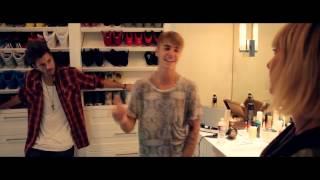 Justin Bieber - Starting Believe Movie (#Flatline)