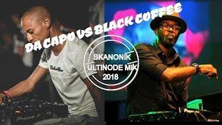 DA CAPO VS BLACK COFFEE VS SHIMZA VS ENOO NAPA AND CAIIRO ON ULTINODE MIX 2018