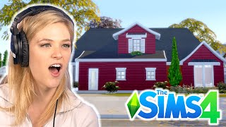 Single Girl Remodels Her Children's Home In The Sims 4