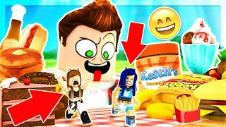 EAT or DIE! THE FUNNIEST GAME IN ROBLOX!!