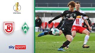 Jahn Regensburg - SV Werder Bremen | Highlights - DFB-Pokal 2020/21 | Viertelfinale
