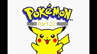 Let's Play: Pokémon Yellow Version! Part 22 - Storming Silph!