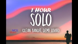 Clean Bandit   Solo 1 Hour Version