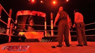 After Bray Wyatt's cryptic message, Kane vows to show him why he's The Devil's Favorite Demon at Sum