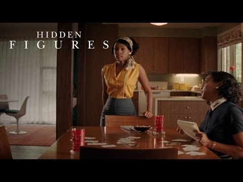 New TV Spot for Hidden Figures
