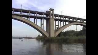 Запорожские мосты Преображенского