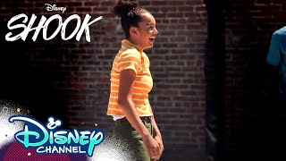 Past Mars Music Video 🎶| SHOOK | Saturdays on YouTube | Disney Channel