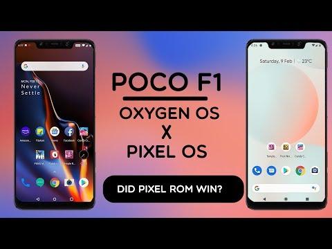 Pixel 3 OS - Pixel Experience Pie - All Phones - смотреть