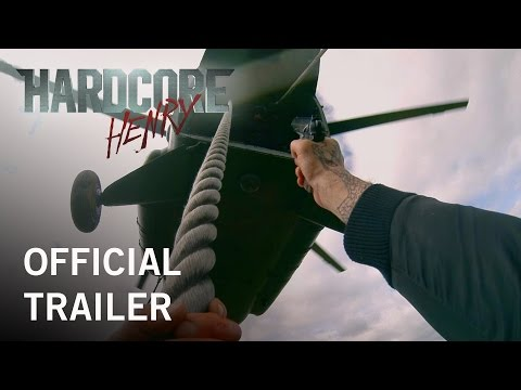 Hardcore Henry | Official Trailer