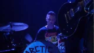 Arctic Monkeys - That's Where You're Wrong [live @ Power Balance Pavilion Sacramento 5-05-2012]