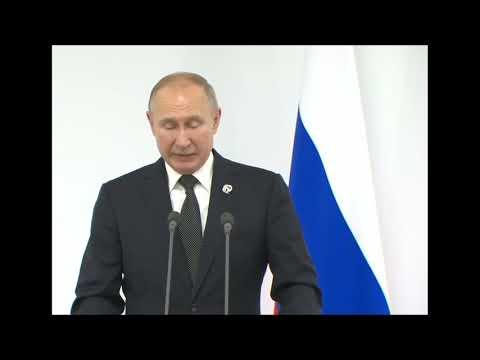 Вопрос Путину о результатах саммита G-20 Результаты для мировой торговли