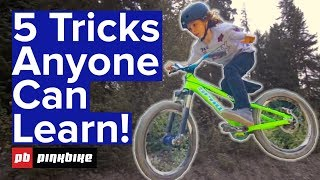 5 Easy Tricks To Learn On A Bike With Jackson Goldstone