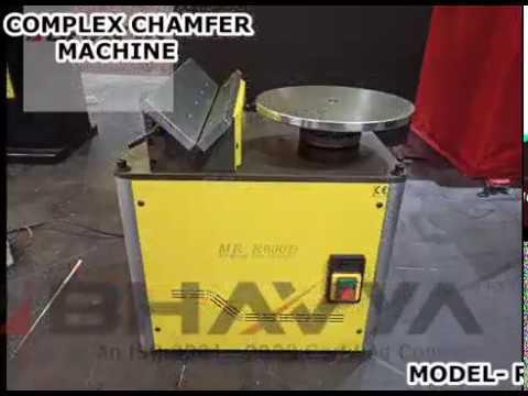Complex Chamfer R800B