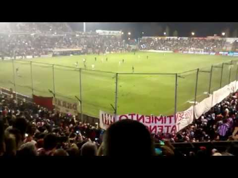 """""""Hinchada Tatengue vs Independiente! / Clasificación Copa Sudamericana 2019"""" Barra: La Barra de la Bomba • Club: Unión de Santa Fe"""