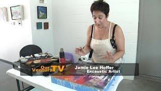 Basics Of Creating And Displaying Encaustic Art