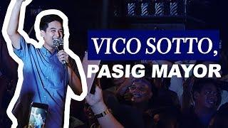 #Eleksyon2019: Vico Sotto, nanalo bilang mayor ng Pasig