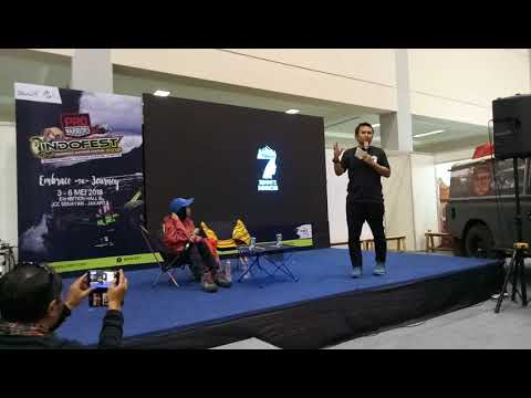 Khanza (11 tahun) Seven Summit Indonesia